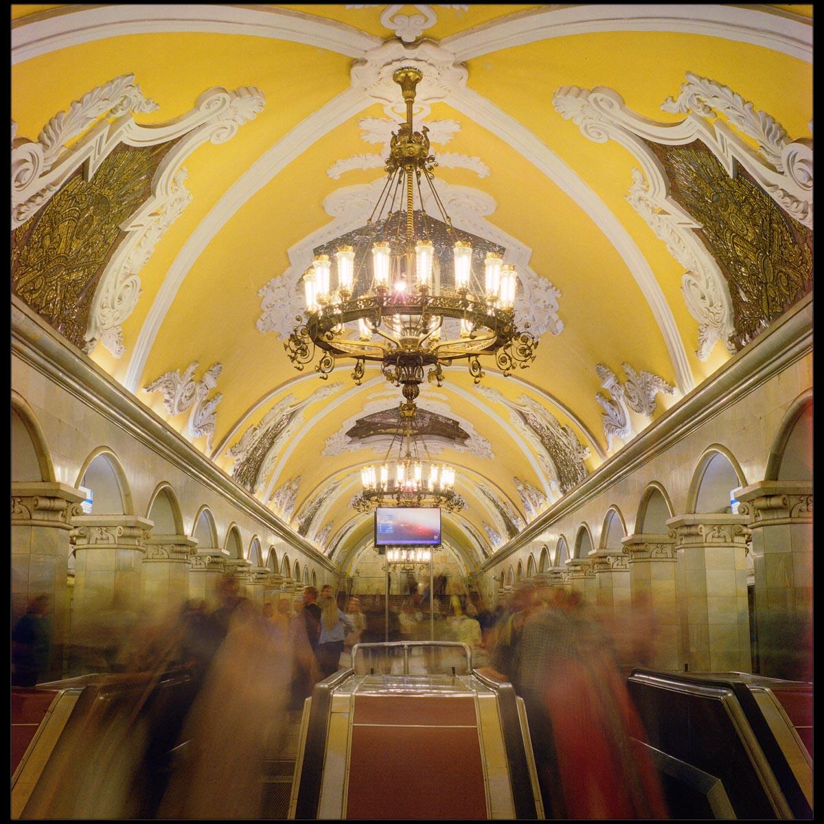 Komsomolskaya_Metro_Station